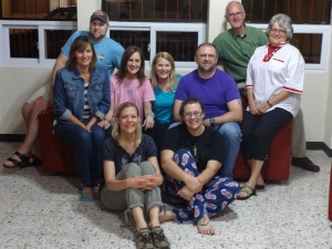 Guatemala Team April 2014