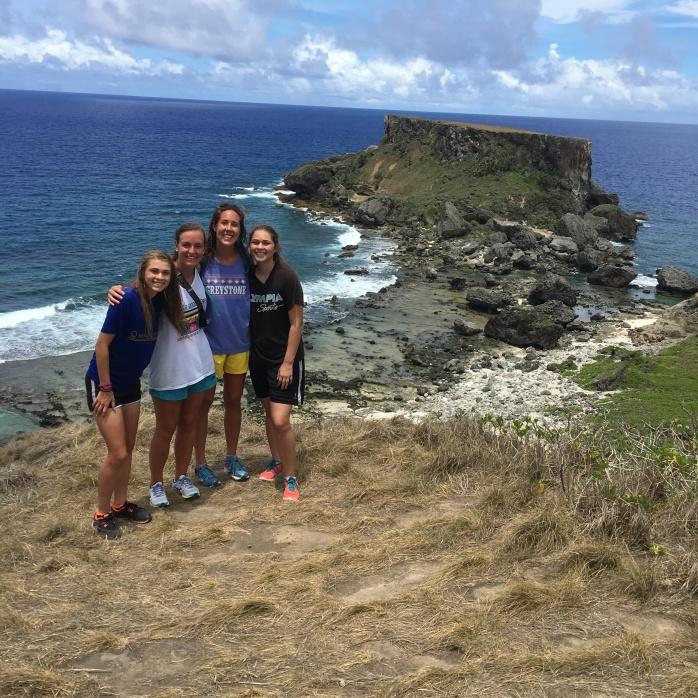 Hike to Forbidden Island