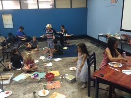 kids day after church!